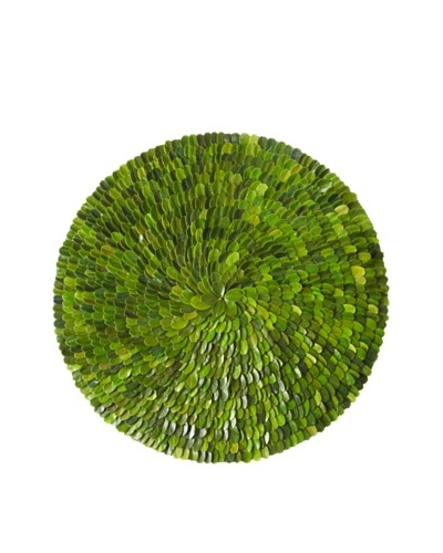 """Napa Home & Garden Preserved 16"""" Round Placemat"""