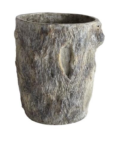 Napa Home & Garden Millcreek Tall Cement Cachepot