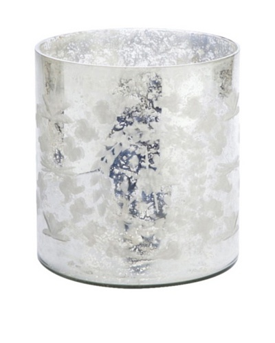 Napa Home and Garden Hayworth Low Etched Cylinder