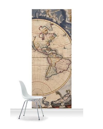 National Maritime Museum Bleau Atlas Standard Mural [Accent]