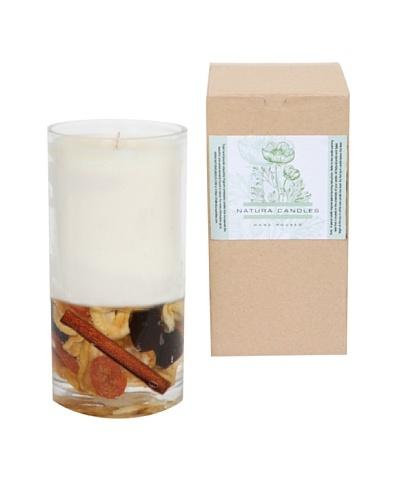 Natura Candles Autumn Fruit Decorative Candle