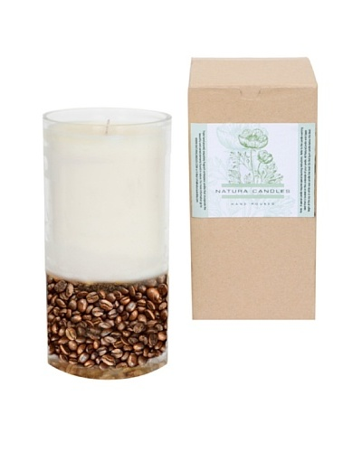 Natura Candles Espresso Bean Decorative Candle