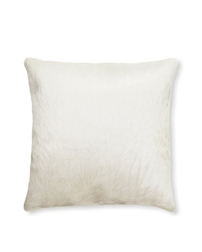 Natural Torino Cowhide Pillow