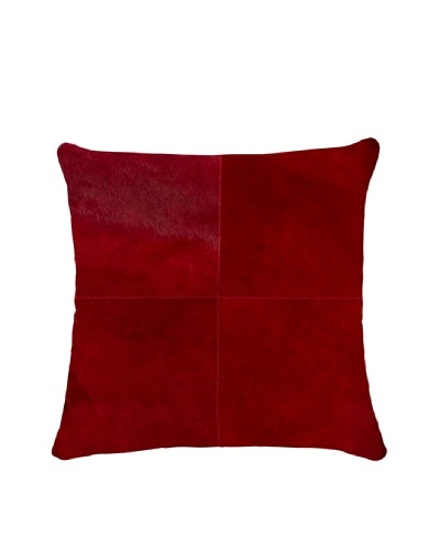 Natural Brand Torino Quatro Large Pillow, Red