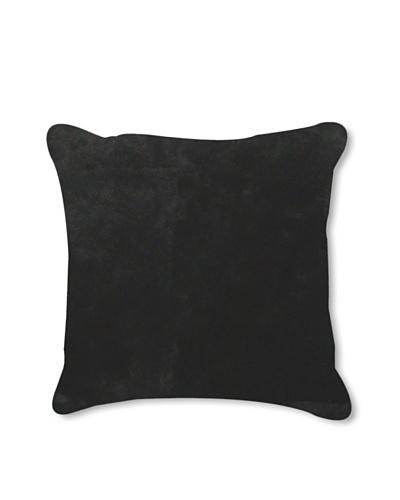 Natural Brand Nelson Sheepskin Pillow, Black