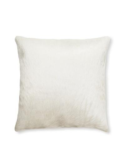 Natural Brand Torino Cowhide Pillow, Natural Brand, 16 x 16