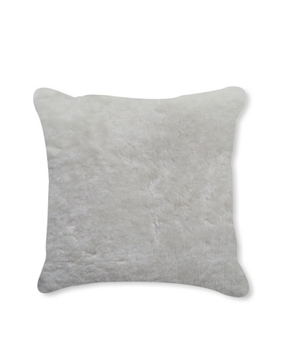 Natural Brand Nelson Sheepskin Pillow, Natural