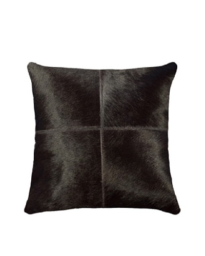 Natural Brand Torino Quatro Large Pillow, Black