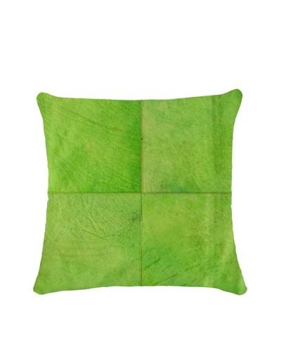 Natural Brand Torino Quatro Large Pillow, Lime, Lime