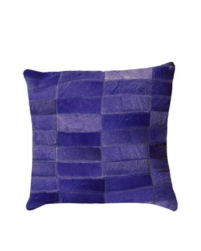 Natural Brand Torino Madrid Pillow, Purple,