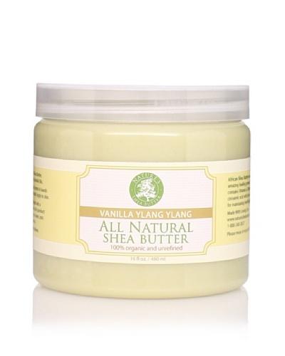 Nature's Shea Butter Vanilla Ylang Ylang Shea Butter, 16 fl. oz.
