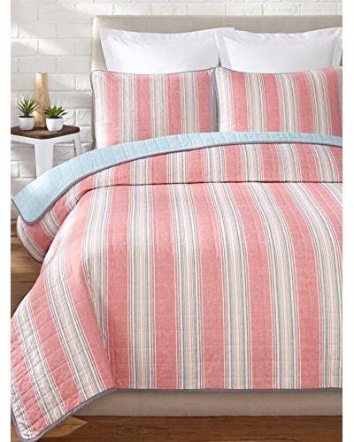 Nautica Guthrie Stripe Quilt Set