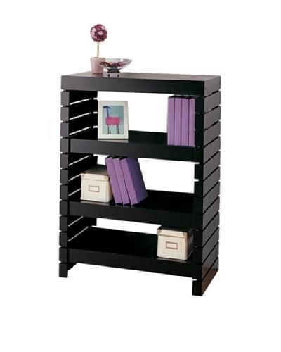 Neu Home Devine 3-Tier Shelf, Black