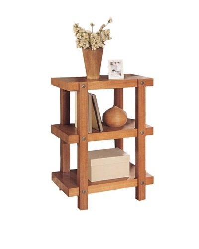 Neu Home Robust 3-Tier Shelf, Brown