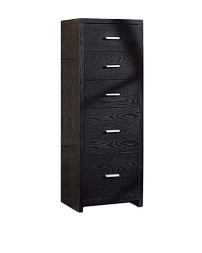Neu Home 5-Drawer Unit, Black