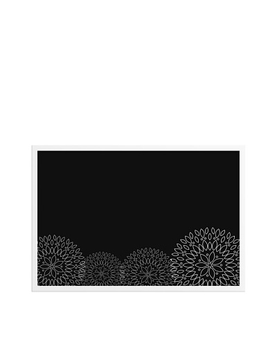 New Era Art Round Chalkboard, 32 x 22