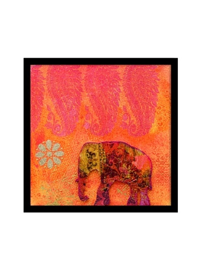 "New Era Art Pink Elephant Corkboard, 20"" x 20""As You See"