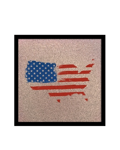New Era Art USA Corkboard, 20 x 20