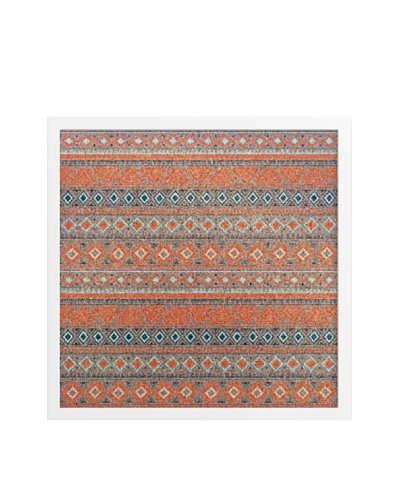 New Era Art Tribal Pattern II Corkboard, 20 x 20