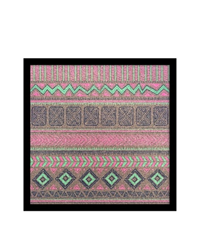 New Era Art Tribal Pattern I Corkboard, 20 x 20