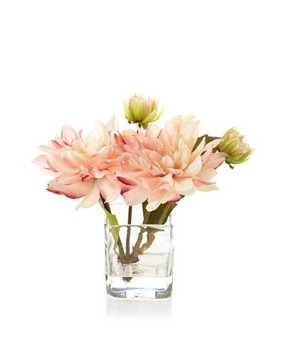 New Growth Designs Pink Dahlia Arrangement