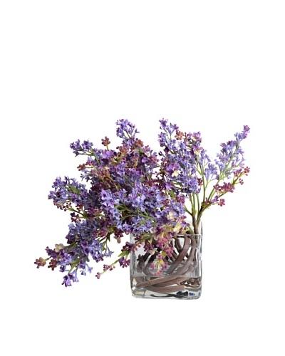 New Growth Designs Lavender Lilac Vase