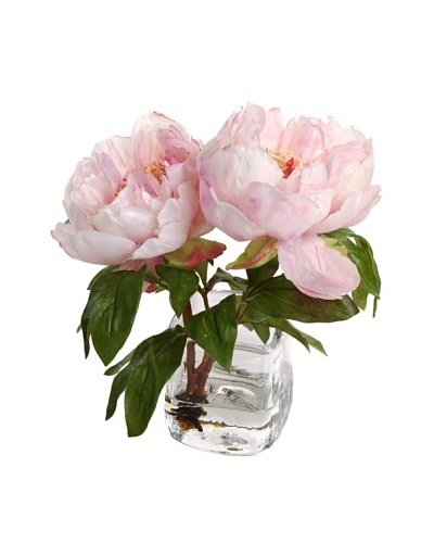 New Growth Designs Pink Peony Arrangement