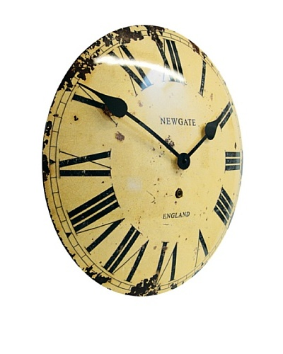 Newgate The Camden Market Clock, Antique Cream