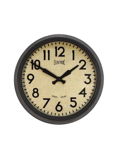 Newgate 50s Clock, Brown