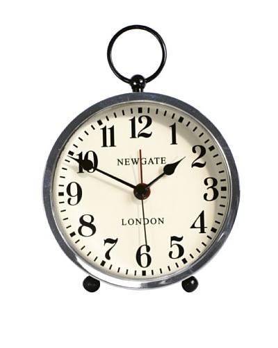Newgate The Wesley Mini Alarm Clock, Black