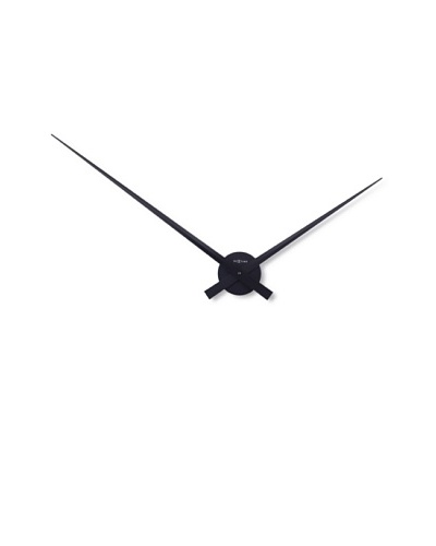 NeXtime Hands Wall Clock [White/Black]