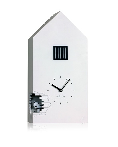 NeXtime Jail Break Sound and Motion Clock