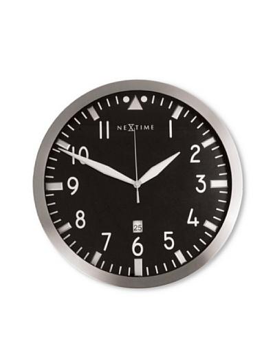 NeXtime Pilot Wall Clock