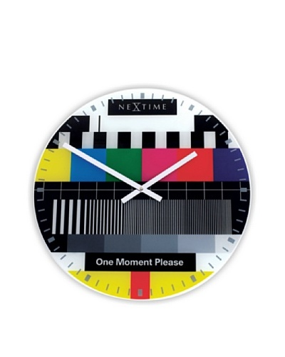 NeXtime Testpage Wall Clock