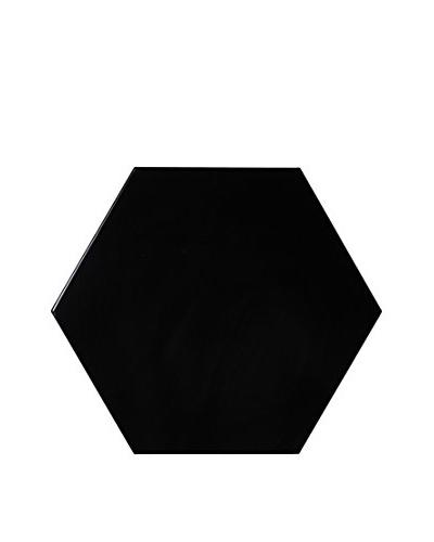Nine6 Design Magnetic Dry Erasable Wall Panel, Black