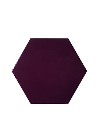 Nine6 Design Magnetic Dry Erasable Wall Panel, Purple