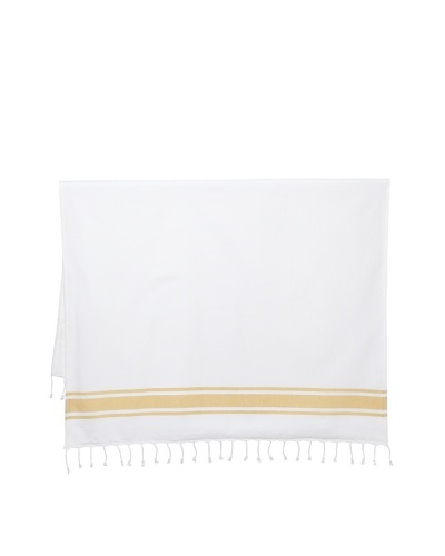 Nine Space Ocean Turkish Terry Fouta Towel