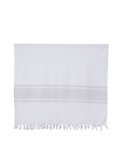Nine Space Ayrika Collection Extra-Soft Terry Fouta Towel