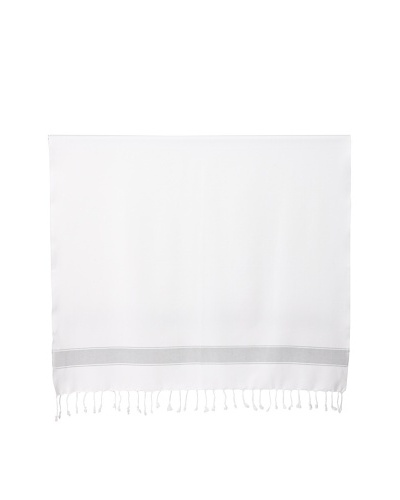 Nine Space Natural Cotton Fouta Towel, Grey