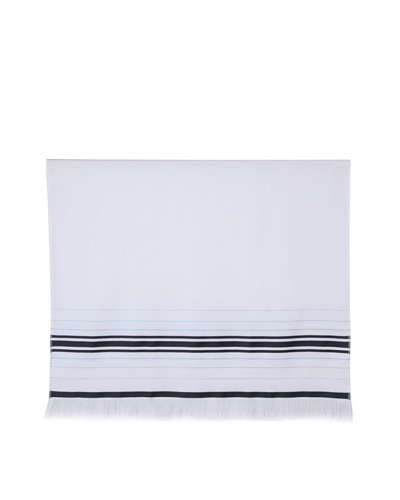 Nine Space Ayrika Collection Etesian Fouta Towel, Black