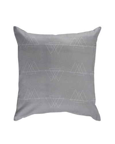 Nine Space Perissa Pillow Cover [Grey]
