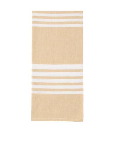 Nine Space Bali Kitchen Towel, Gold