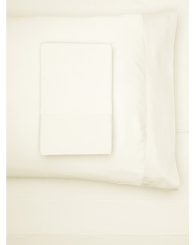 Nine Space Viscose from Bamboo Solid Sheet Set [White]