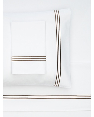 Nine Space Pipe Stitch Sheet Set