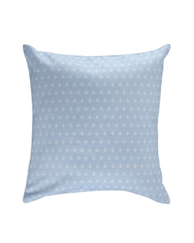 Nine Space Anchor Pillow Cover