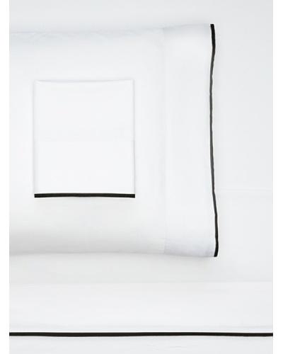 Nine Space Slim Hem Sheet Set [Black]
