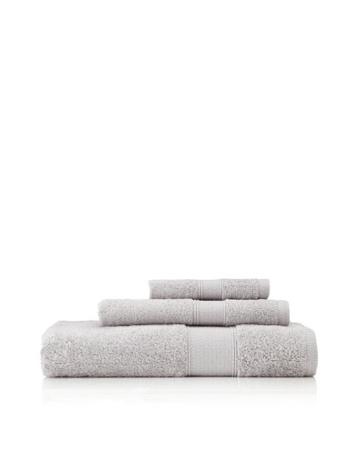 Nine Space Pima Cotton Towel Set [Ash]