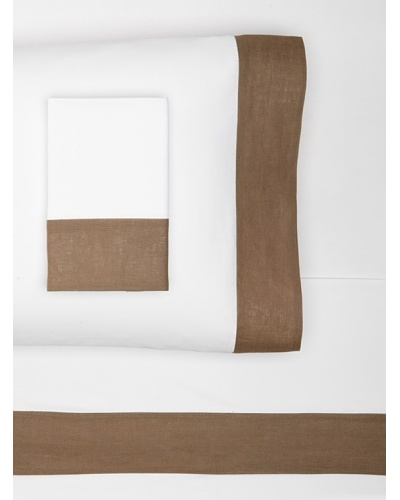 Nine Space Viscose from Bamboo Sheet Set [Brown]