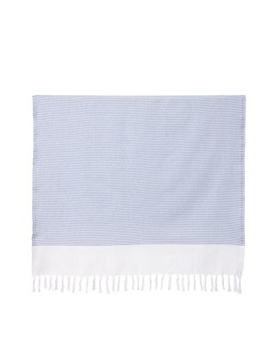 Nine Space Ayrika Collection Thin Stripe Fouta Towel [Navy]