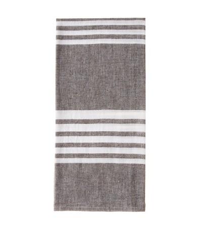 Nine Space Bali Kitchen Towel, Slate